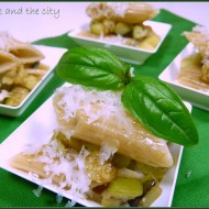 PASTA INTEGRALE VERSIONE FINGER FOOD