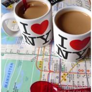 I come back, ricordi newyorkesi e panna cotta al caffè