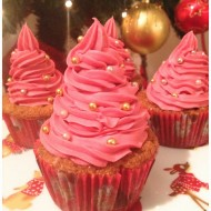 cupcake di Natale speziati