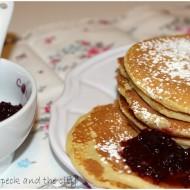 Pancakes delicati con ricotta